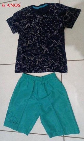 vendo roupas menino - Foto 6