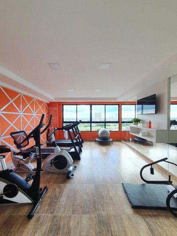 Apartamento novo para venda com 74m² com 3 quartos em Aeroclube - João Pessoa - Paraíba - Foto 4