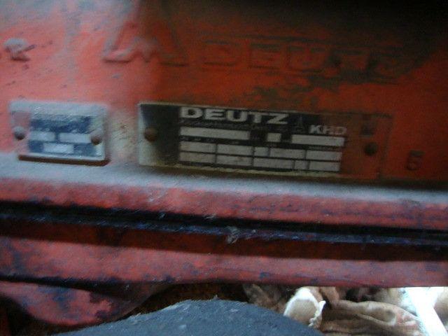 Motor 6 cilindros Diesel Deutz - Foto 6