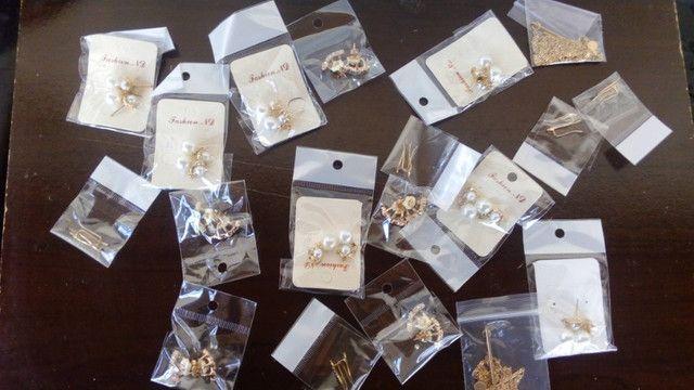 Super Kit de bijuterias com 87 peças!! - Foto 4