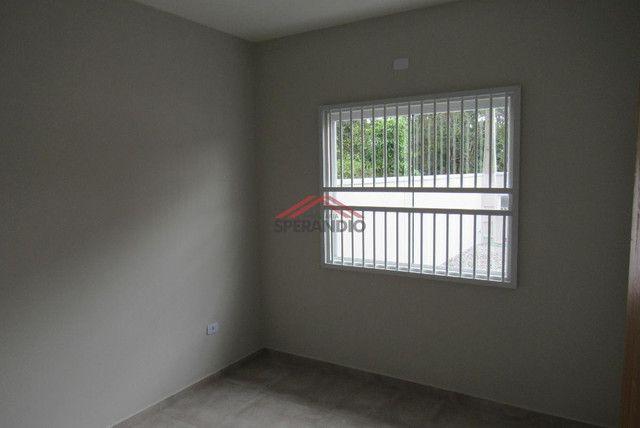 ? Casa nova c/ 2 quartos, ótimo padrão de acabamento R$139.500,00 - Baln. Brandalize - Foto 6