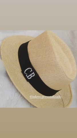 Chapéu personalizado  - Foto 4
