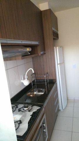 Apartamento mobiliado para alugar - Foto 3