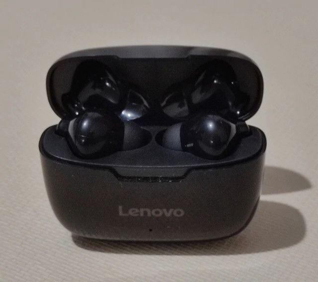 Fones de Ouvido Lenovo Bluetooth Lenovo XT90 - Foto 3