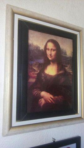 Quadro Mona Lisa  - Foto 6