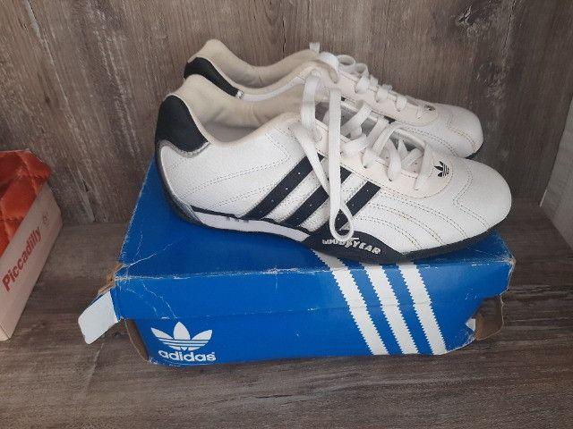 Tênis Adidas Goodyear 35 - Foto 5
