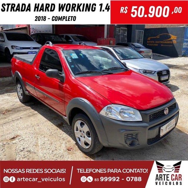 Strada hard working 1.4 completo 2018!! - Foto 2