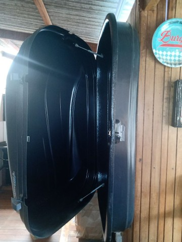 Vende-se um bagageiro dê teto 510 litros