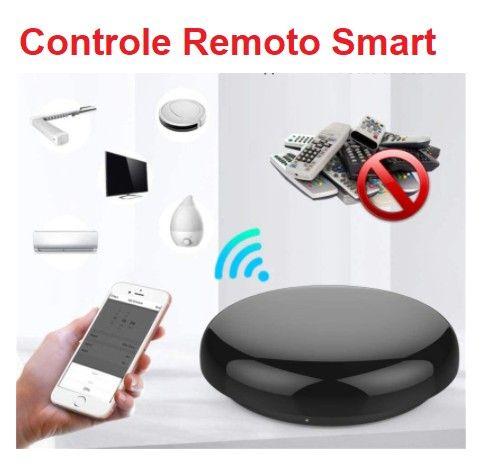 Controle Remoto Smart Sem Fio Wifi Tuya Infravermelho - Para Alexa ou Google Assistente - Foto 3