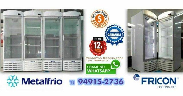 Cervejeira - Geladeira MetalFrio - Foto 2