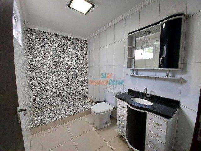 Casa com 5 dormitórios sendo 2 suíte à venda, 500 m² por R$ 1.485.000 - Campo Comprido - C - Foto 16