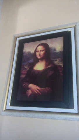 Quadro Mona Lisa  - Foto 4