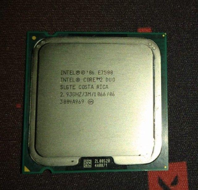 Memoria RAM notebook DDR3 4GB / 4 GB / 1 GB - Processador Pc Intel 775 - Foto 4
