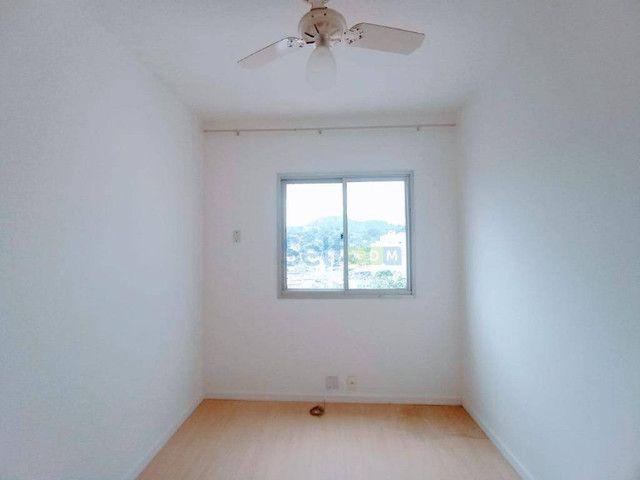 Apartamento com 2 dormitórios para alugar, 60 m² - Barreto - Niterói/RJ - Foto 6