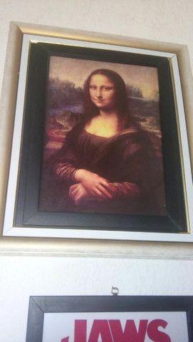 Quadro Mona Lisa  - Foto 2