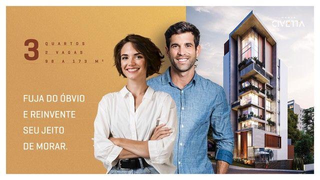 Apartamento para venda possui 114 metros quadrados com 3 quartos em Anchieta - Belo Horizo - Foto 13