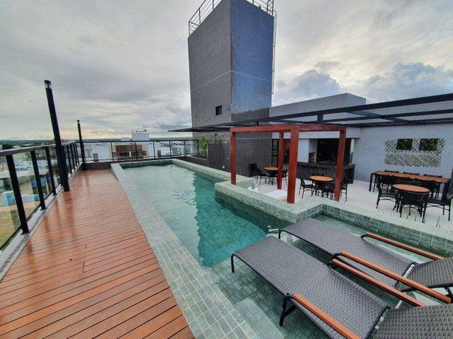 Apartamento novo para venda com 74m² com 3 quartos em Aeroclube - João Pessoa - Paraíba - Foto 6