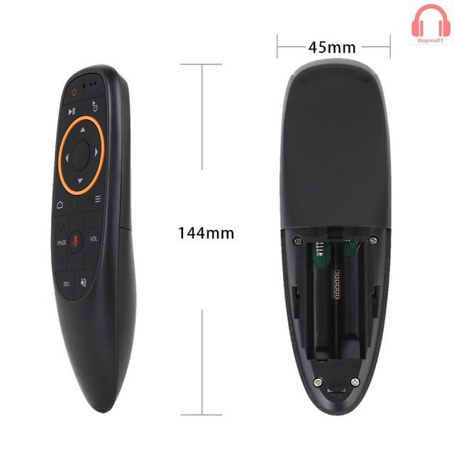 AIR Mouse / Controle Remoto USB Sem Fio Para TV Box Android / PC / Notebook - Foto 3