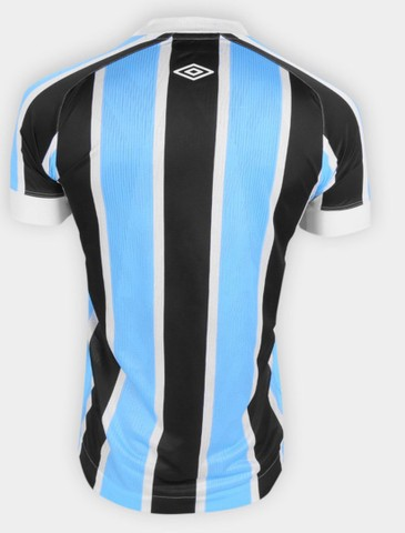 Queima de Estoque Camisa Tricolor do Grêmio 21/22 na Etiqueta nos tam M, G, GG, G2 - Foto 2