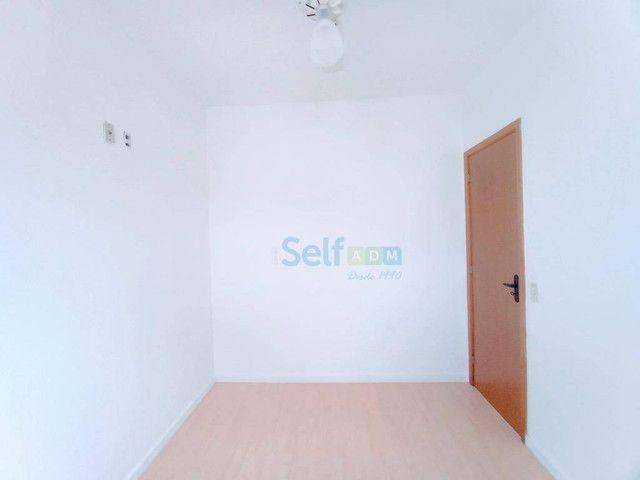 Apartamento com 2 dormitórios para alugar, 60 m² - Barreto - Niterói/RJ - Foto 7