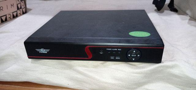 DVR com HD de 1 Tb