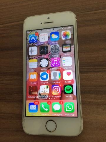 IPhone 5S 16 gb modelo A1457 desbloqueado