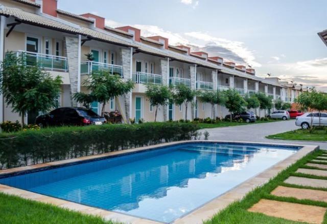 Casa em condomínio no Eusébio próximo a CE 040 e farmácia Pague menos