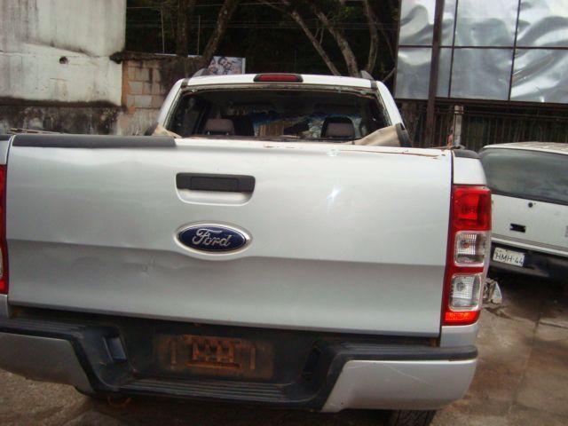 Sucata Ford Ranger Xlt 2.5 Flex 2013 - Foto 3