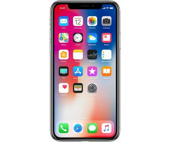 IPhone X, 64G, space gray, com NF