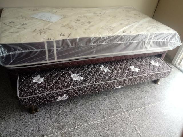 Conj de Mola com cama Auxiliar