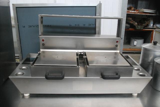 Máquina para fazer casquinha/cascão para sorvete