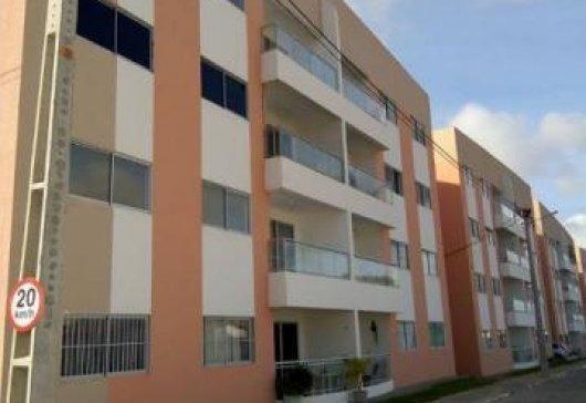 Apto de 2/4 no Residencial Maria Lopes, 60 m2 - R$100.000,00