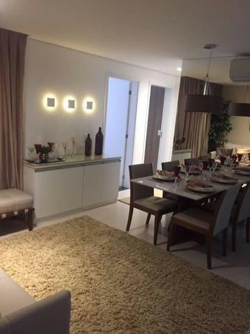 Apartamento 3 três quartos Samambaia itbi registro escritura Residencial Treviso 245 mil