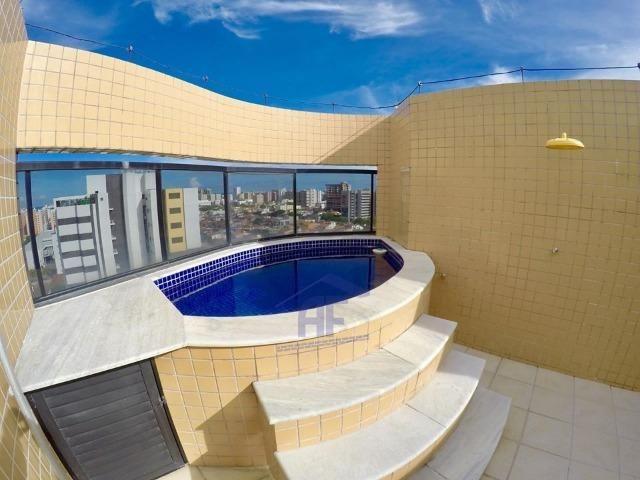 Cobertura duplex com piscina e 4 suítes - Edifício Venanzi - Jatiúca