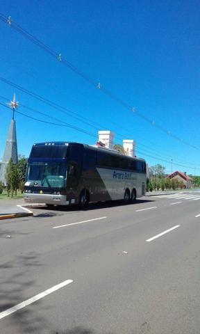 Ônibus Semi-leito, 42 lugares