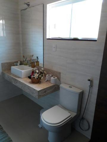 Linda casa no Setor de Mansões de Sobradinho, aceita casa no Rk - Foto 10
