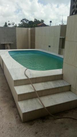 Alugo casa 1° andar carapibus/tabatinga 03 quartos - Foto 11