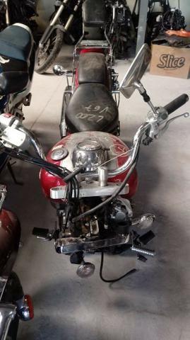 Moto Para Retiradas De Peças/sucata Yamaha Drag Star ano 2005/2008