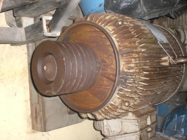 Motor elétrico 60 CV 875 RPM Eberle 440v - Foto 2
