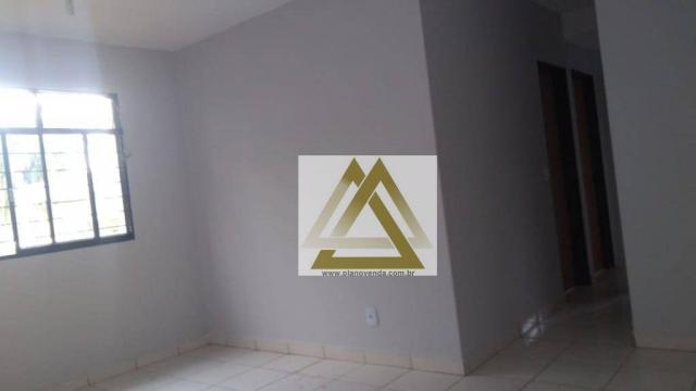 Apartamento com 3 dormitórios à venda, 66 m² por r$ 120.000 - vila santa rita - goiânia/go - Foto 10