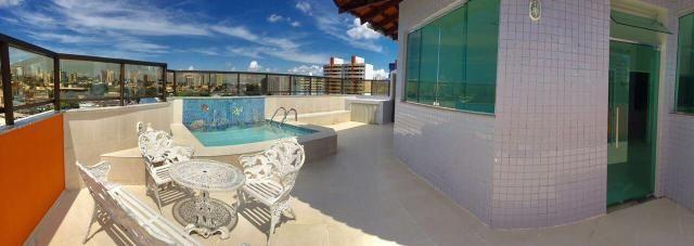 Cobertura palmares com modulados e split 5 Suites com piscina (Vieralves) Venda ou Aluguel - Foto 9