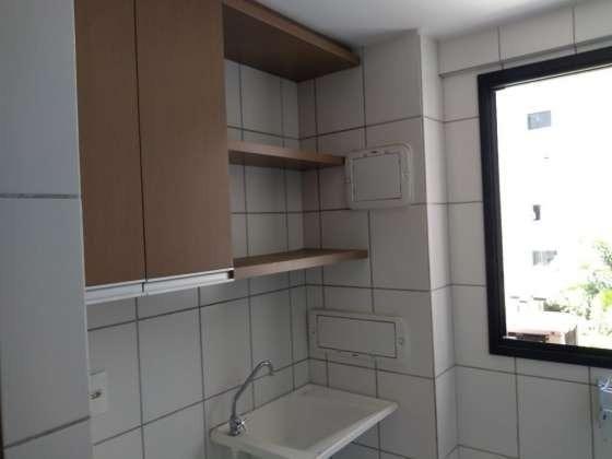 Vendo lindo apartamento 3/4 sendo 1 suite com dependência na abel cabral todo mobiliado - Foto 8
