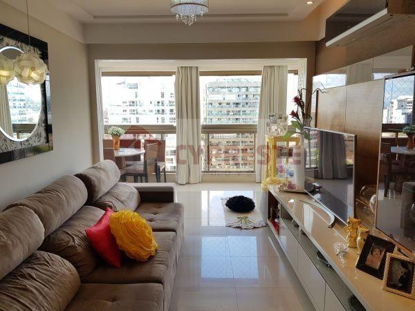 Apartamento à venda com 4 dormitórios em Praia da costa, Vila velha cod:10746 - Foto 2