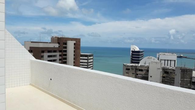 Menor preço já visto! De 976.000 por 750.000 | Cobertura Duplex com Vista pro mar!