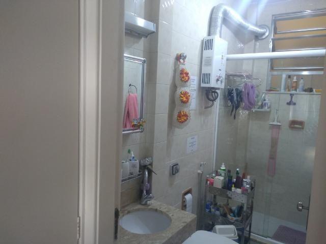 Apartamento 1 quarto Suíte Dependência de Empregada (Planta grande) Copacabana Andar Alto - Foto 11