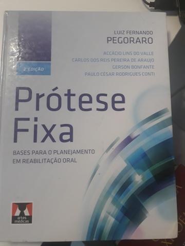 Livro Prótese Fixa
