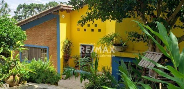 Linda casa com 2 dormitórios à venda, 160 m² por R$ 318.000,00 - Chácara Recanto Verde - C