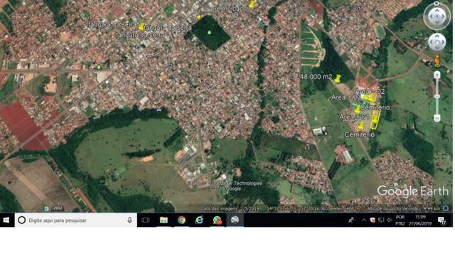 Vende-se uma área de 18.000 m2 ? Tangará da Serra- MT. Aceita-se permuta, carro