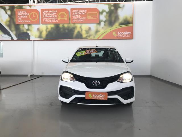 TOYOTA ETIOS 2018/2019 1.5 X PLUS SEDAN 16V FLEX 4P AUTOMÁTICO