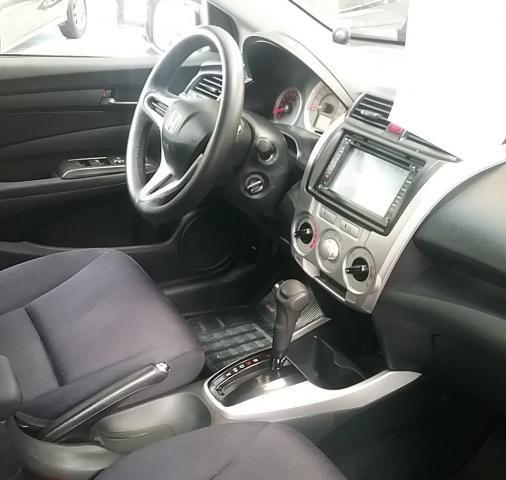 HONDA CITY 2012/2012 1.5 DX 16V FLEX 4P AUTOMÁTICO - Foto 2